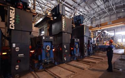 Novorossiysk orders new wirerod mill from Danieli