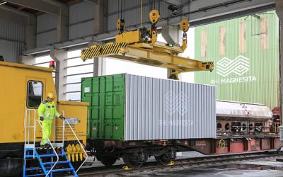 RHI Magnesita inaugurates container terminal