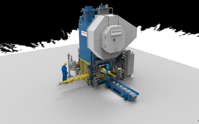 Hirschvogel Automotive Components orders closed-die forging press from SMS group