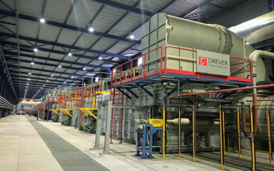 Aperam starts-up new stainless steel line supplied by SMS group