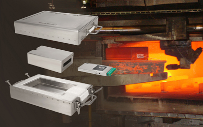 Furnace tracking systems for demanding heat treat applications