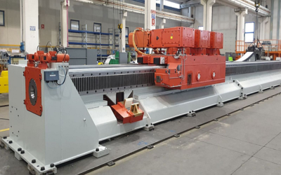 Danieli to supply pinion/rack drawing bench for ATR