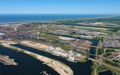 Tata Steel plans to adopt a hydrogen route in its steelworks in IJmuiden