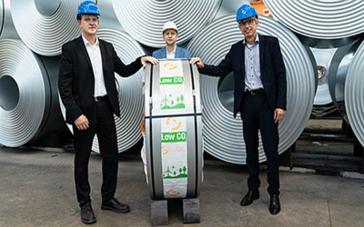BSH Hausgeräte opts for Salzgitter's green steel for the first time
