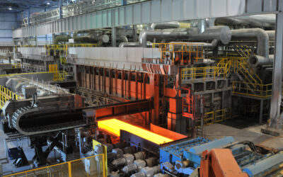 Tenova Receives Order for New Walking Beam Furnace for JUSL (Jindal United Steel Limited), India