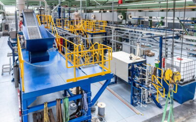 Primobius develops scalable recycling solutions for lithium-ion batteries